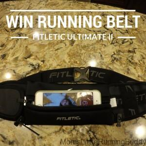 Running with Fitletic and Giveaway