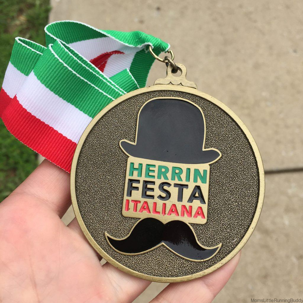 Herrinfesta Triathlon Bling