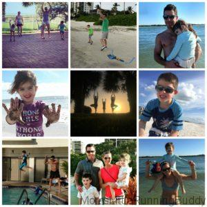 Beach Exercises, Ironman Update & Family Memories
