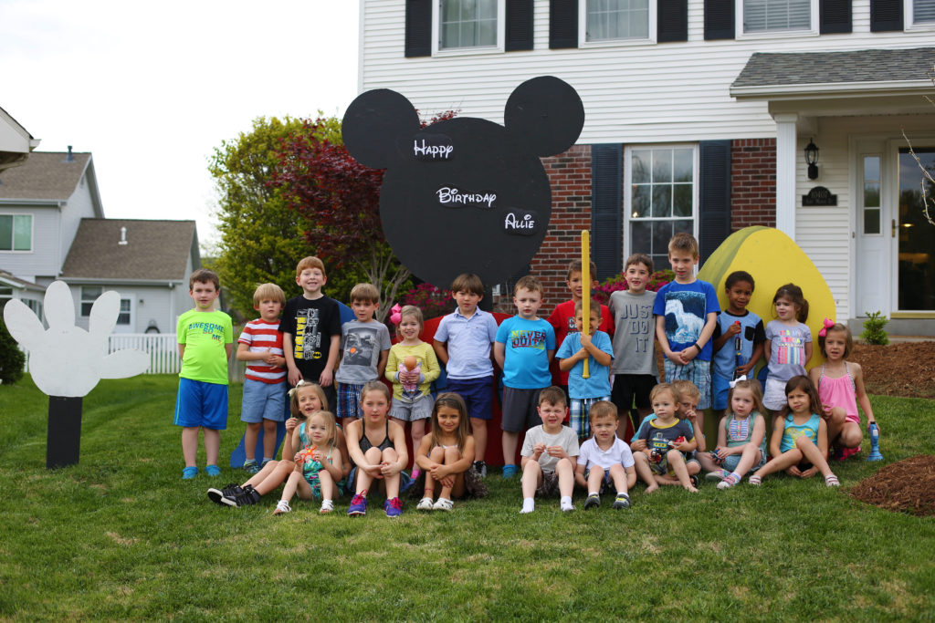 5 Tips For Hosting a #DisneyKids Themed Preschool Playdate