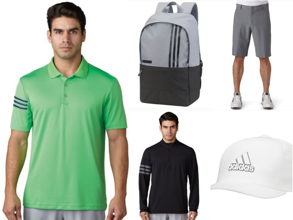 Adidas Golf Gear For Guys