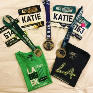 LA Marathon Weekend And The Race That Wasn't Supposed To Happen